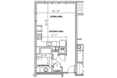 Easton MA Apartment Plans | Queset Commons