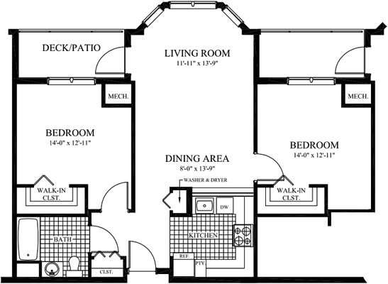 Richardson Floor Plan